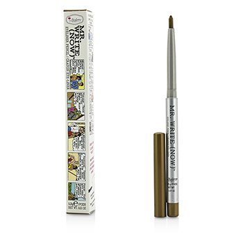 TheBalm Mr. Write Now (Eyeliner Pencil) - #Jac B. Bronze  0.28g/0.01oz