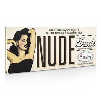 Nude Dude Eyeshadow Palette  9.6g/0.336oz