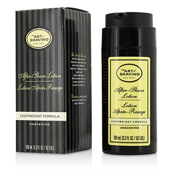 The Art Of Shaving Losion nakon brijanja - Unscented (za normalnu do masnu kožu)  100ml/3.3oz