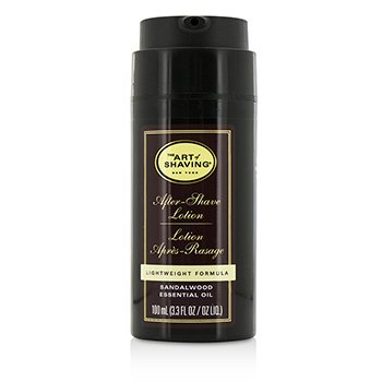 After Shave Lotion - Sandalwood (For Normal to Oily Skin)  100ml/3.3oz