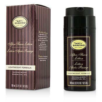 The Art Of Shaving Losion nakon brijanja - Sandalwood (za normalnu do masnu kožu)  100ml/3.3oz