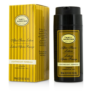 The Art Of Shaving Losion nakon brijanja - Lemon (za normalnu do masnu kožu)  100ml/3.3oz