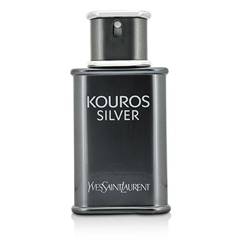 Kouros Silver Eau De Toilette Spray  50ml/1.7oz