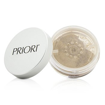 Priori Mineral Skincare SPF25 - #Shade 3 (Light to Medium Skin with Yellow Base/ Undertone, Slight Redness on Complexion)  6.5g/0.23oz