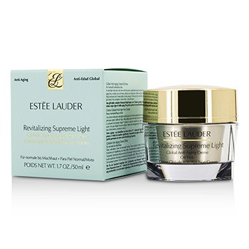 Estee Lauder Revitalizing Supreme Light Global Anti-Aging Creme Oil-Free  50ml/1.7oz