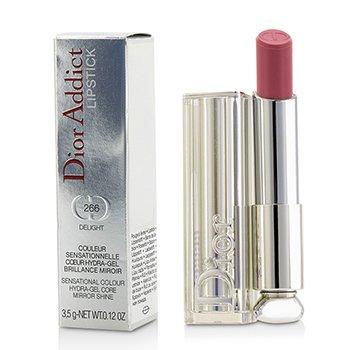 Christian Dior Dior Addict Hydra Gel Core Сияющая Губная Помада - #266 Delight  3.5g/0.12oz