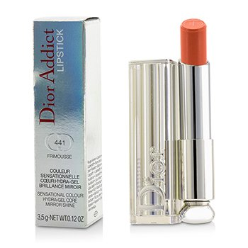 Christian Dior Dior Addict Hydra Gel Core Mirror Shine Color Labios - #441 Frimousse  3.5g/0.12oz