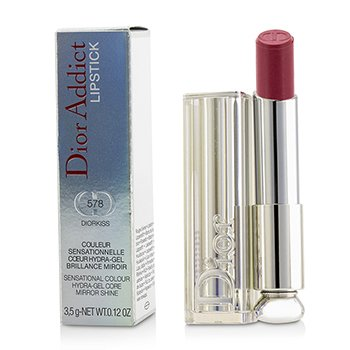 Christian Dior Dior Addict Hydra Gel Core Mirror Shine Color Labios - #578 Diorkiss  3.5g/0.12oz