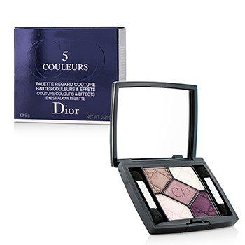 Christian Dior 5 Couleurs Couture Colours & Effects Набор Теней для Век - No. 166 Victoire  6g/0.21oz