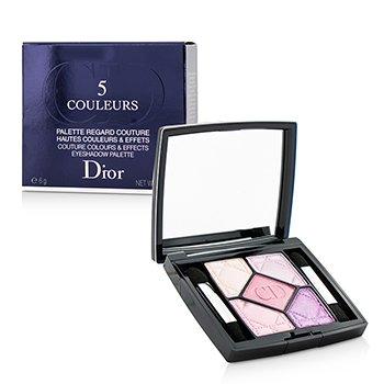 Christian Dior 5 Couleurs Couture Colours & Effects Набор Теней для Век - No. 846 Tutu  6g/0.21oz