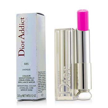 Christian Dior Dior Addict Hydra Gel Core Mirror Shine Lipstick - #685 Oversize  3.5g/0.12oz