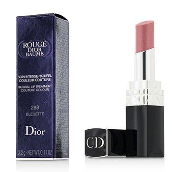 Christian Dior Rouge Dior Baume Natural Lip Treatment Couture Colour - # 288 Bleuette  3.2g/0.11oz