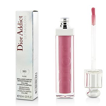 Christian Dior Dior Addict Ultra Brillo (Brillo de Espejo Sensasional) - No. 363 Nude  6.5ml/0.21oz