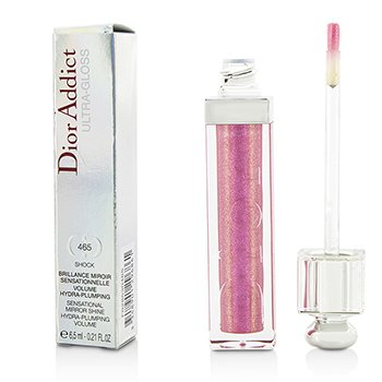 Christian Dior Dior Addict Ultra Gloss (Sensational Mirror Shine) - No. 465 Shock  6.5ml/0.21oz
