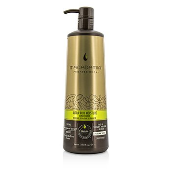 Macadamia Natural Oil Professional Ultra Rich Moisture Acondicionador  1000ml/33.8oz