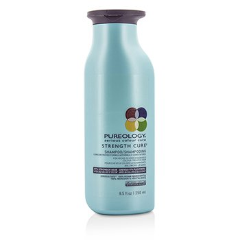 Strength Cure Shampoo (For Micro-Scarred/ Damaged Colour-Treated Hair) 250ml/8.5oz