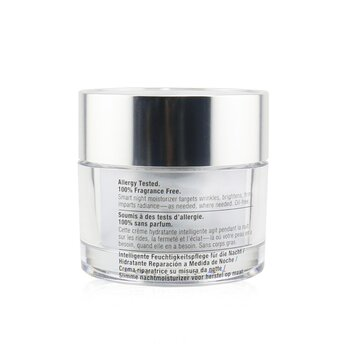 Smart Night Custom-Repair Moisturizer (Very Dry To Dry)  50ml/1.7oz