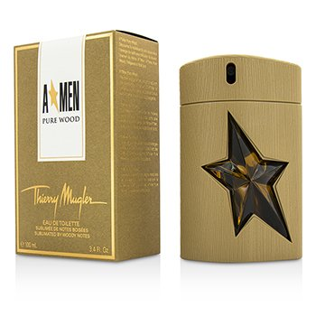 Thierry Mugler A*Men Pure Wood Eau De Toilette Spray  100ml/3.4oz
