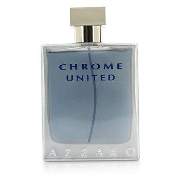 Chrome United Eau De Toilette Spray (Collector Edition)  100ml/3.4oz