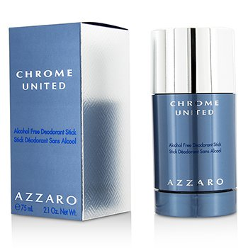 Loris Azzaro Chrome United Deodorant Stick  75ml/2.1oz