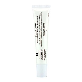 Kiehl's Dermatologist Solutions Acne Blemish Control Daily Skin-Clearing Treatment  30ml/1oz