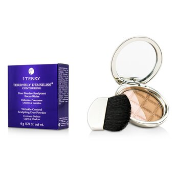 Terrybly Densiliss Blush Contouring Duo Powder  6g/0.21oz