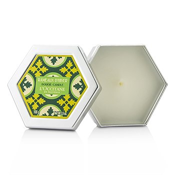 L'Occitane Winter Forest (Rameaux D'Hiver) Αρωματικό Κερί  100g/3.5oz