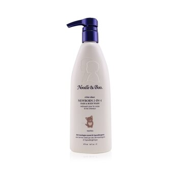 Newborn 2-in-1 Hair & Body Wash  473ml/16oz
