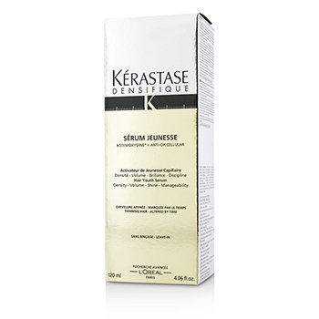 Kerastase Densifique Serum Jeunesse Hair Youth Serum - Leave In (For Thinning Hair - Altered By Time)  120ml/4.06oz
