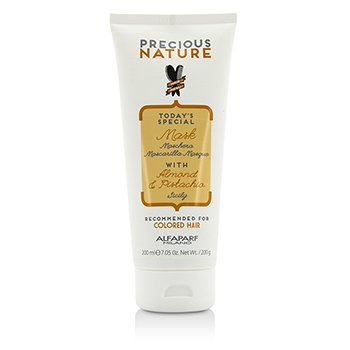 AlfaParf Precious Nature Today's Special Mascarilla (Para Cabello Teñido)  200ml/7.05oz