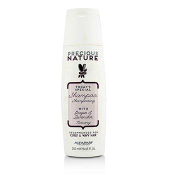 AlfaParf Precious Nature Today's Special Șampon (Pentru Păr Creț și Ondulat)  250ml/8.45oz