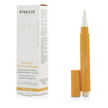 Payot My Payot Eclat Du Regard Illuminating Concealer Brush - For Dull Skin  2.5ml/0.08oz