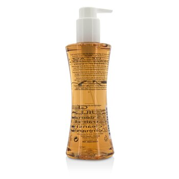 Les Demaquillantes Gel Demaquillant D'Tox Cleansing Gel With Cinnamon Extract - Normal To Combination Skin  200ml/6.7oz