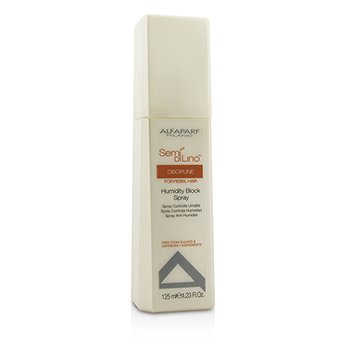 AlfaParf Semi Di Lino Discipline Humidity Block Spray (For Rebel Hair)  125ml/4.23oz