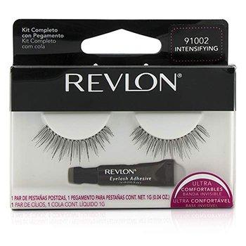Revlon False Eyelashs (Adhesive Included) - Intensifying  -