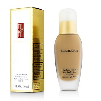 Elizabeth Arden مكياج Flawless Finish Bare Perfection SPF 8 - # 53 Warm Bronze  30ml/1oz