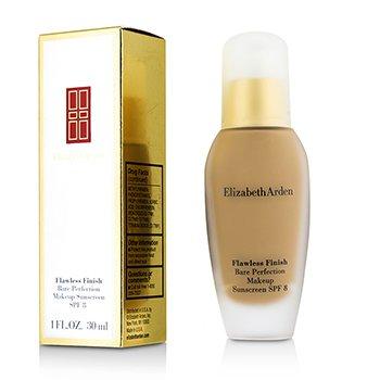 エリザベスアーデン Flawless Finish Bare Perfection Makeup SPF 8 - # 53 Warm Bronze  30ml/1oz