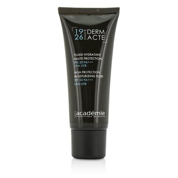 Derm Acte High Protection Moisturizing Fluid SPF 30 PA+++ UVA UVB  40ml/1.3oz