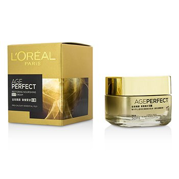 L'Oreal Age Perfect Crema Nutritiva Restauradora Día  50ml/1.69oz