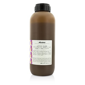 Davines Alchemic Shampoo Copper (For Natural or Copper Hair)  1000ml/33.8oz