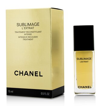 Chanel Sublimage L'Extrait Tratamiento Recuperación Intensiva  15ml/0.5oz