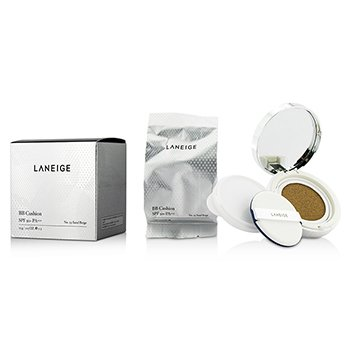 Laneige BB Cushion Foundation SPF 50 With Extra Refill - # No. 23 Sand Beige  2x15g/0.5oz