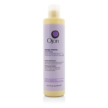 Ojon Damage Reverse Smoothing Shampoo (For Dry, Unruly, Frizz-Prone Hair)  250ml/8.5oz