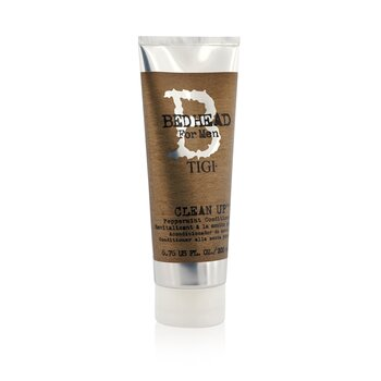 Tigi คอนดิชั่นเนอร์ Bed Head B For Men Clean Up Peppermint Conditioner  200ml/6.76oz