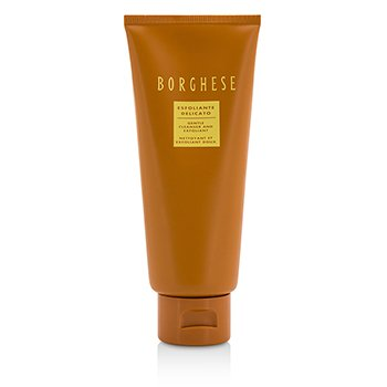 Borghese Esfoliante Delicato Gentle Cleanser and Exfoliant (Unboxed)  100ml/3.5oz