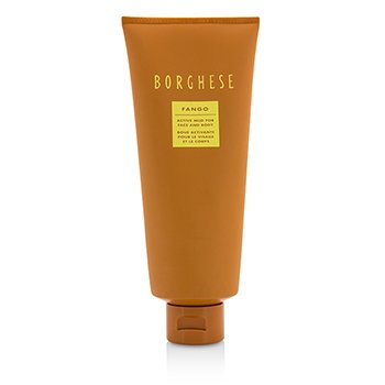 Borghese Fango Active Mud Face & Body (Tube; Unboxed)  198g/7oz