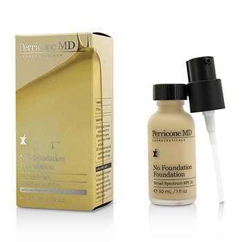 No Foundation Foundation SPF 30  30ml/1oz