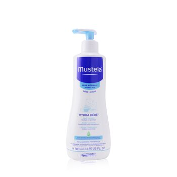 Mustela Hydra Bebe Body Lotion  500ml/16.9oz
