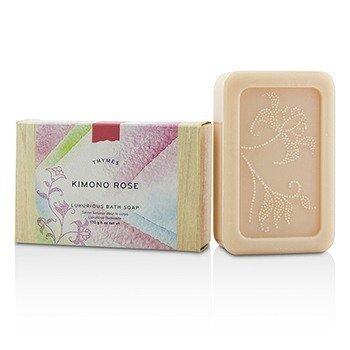 Kimono Rose Luxurious Bath Soap  170g/6oz