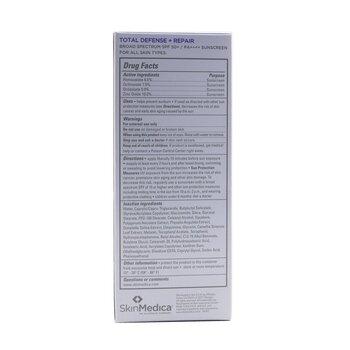 Total Defense + Repair SPF 50+ - 80 Minutes Water Resistant  65g/2.3oz